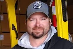 Chris, Industrial Lumber staff member