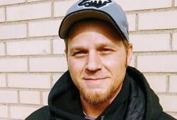 Erik, Industrial Lumber staff member
