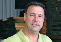 Greg, Industrial Lumber staff member