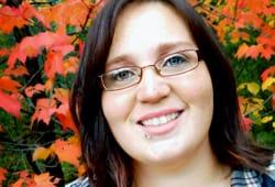 Megan, Industrial Lumber staff member