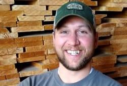 Tommy, Industrial Lumber staff member
